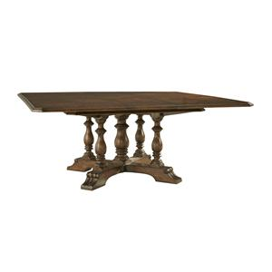 Fine Furniture Design Biltmore Hunt Club Square Dining Table