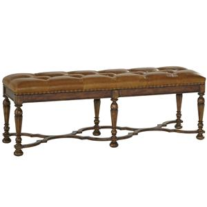 Fine Furniture Design Biltmore Bed Bench