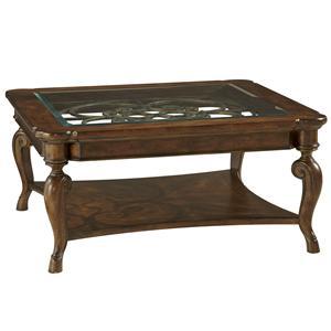 Fine Furniture Design Biltmore Cocktail Table