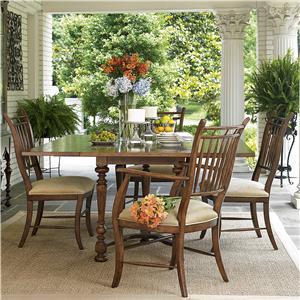 Fine Furniture Design Biltmore Flip Top Table Dining Set