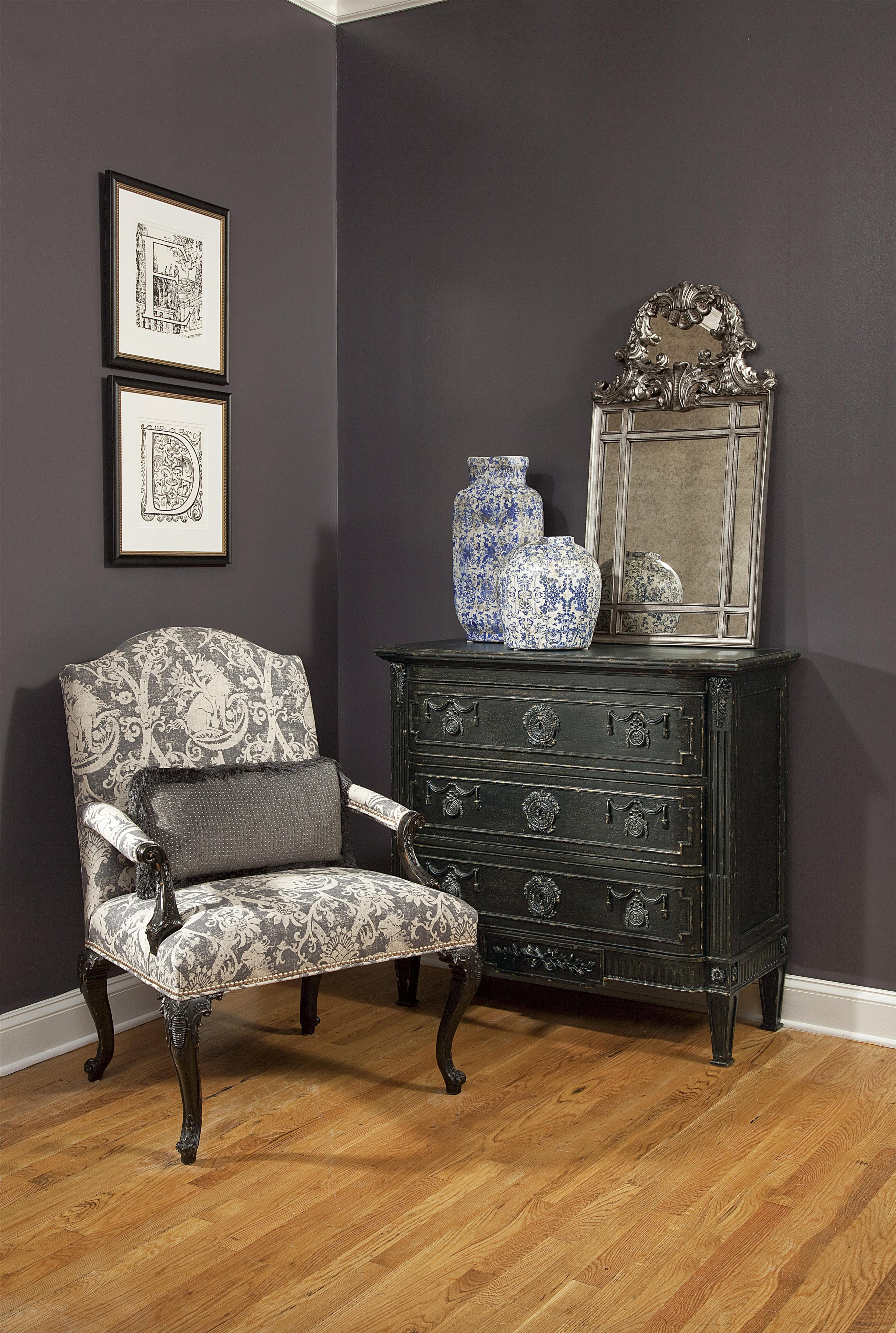 Fine Furniture Design Biltmore Hall Chest With 3 Drawers