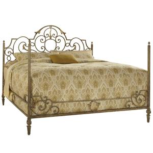 Fine Furniture Design Biltmore Queen Metal Bed
