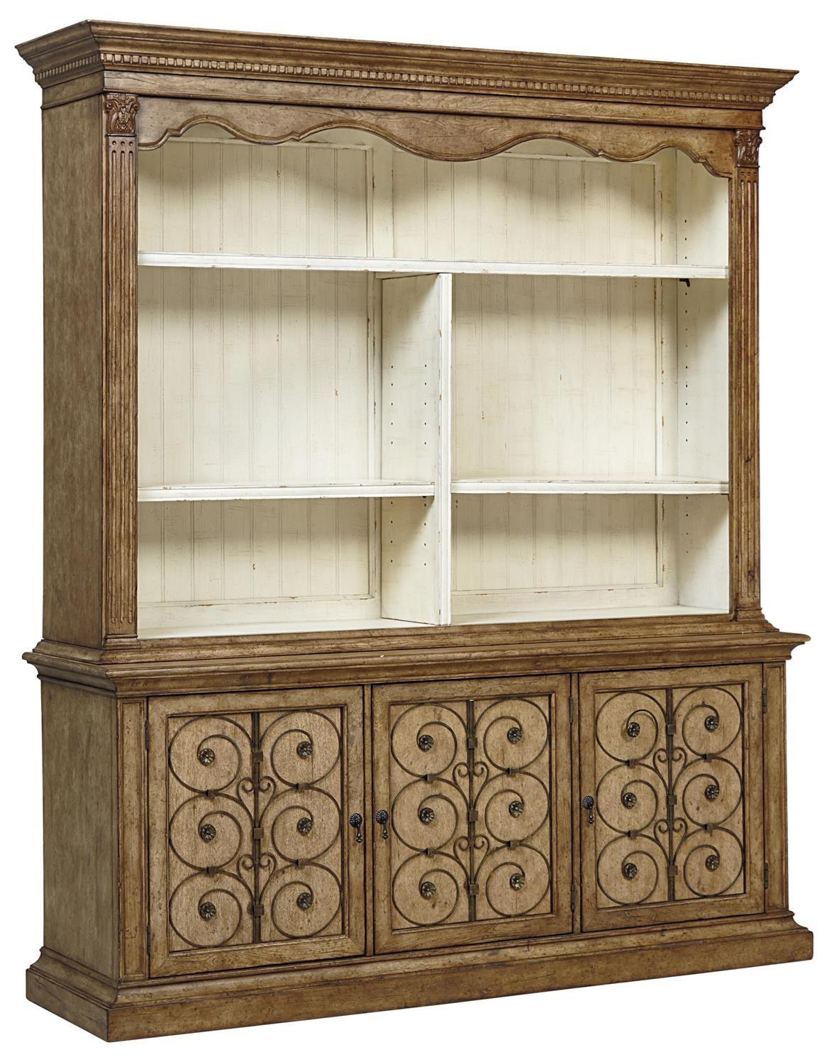 Fine Furniture Design Biltmore Entertainment Wall Bookcase