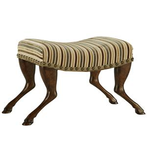 Elk Legged Stool