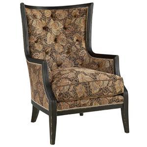 Fine Furniture Design Biltmore Comtesse Wing Chair