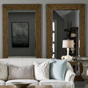 Fine Furniture Design Brentwood Floor Mirror