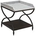 Fine Furniture Design Brentwood End Table - Item Number: 1582-960