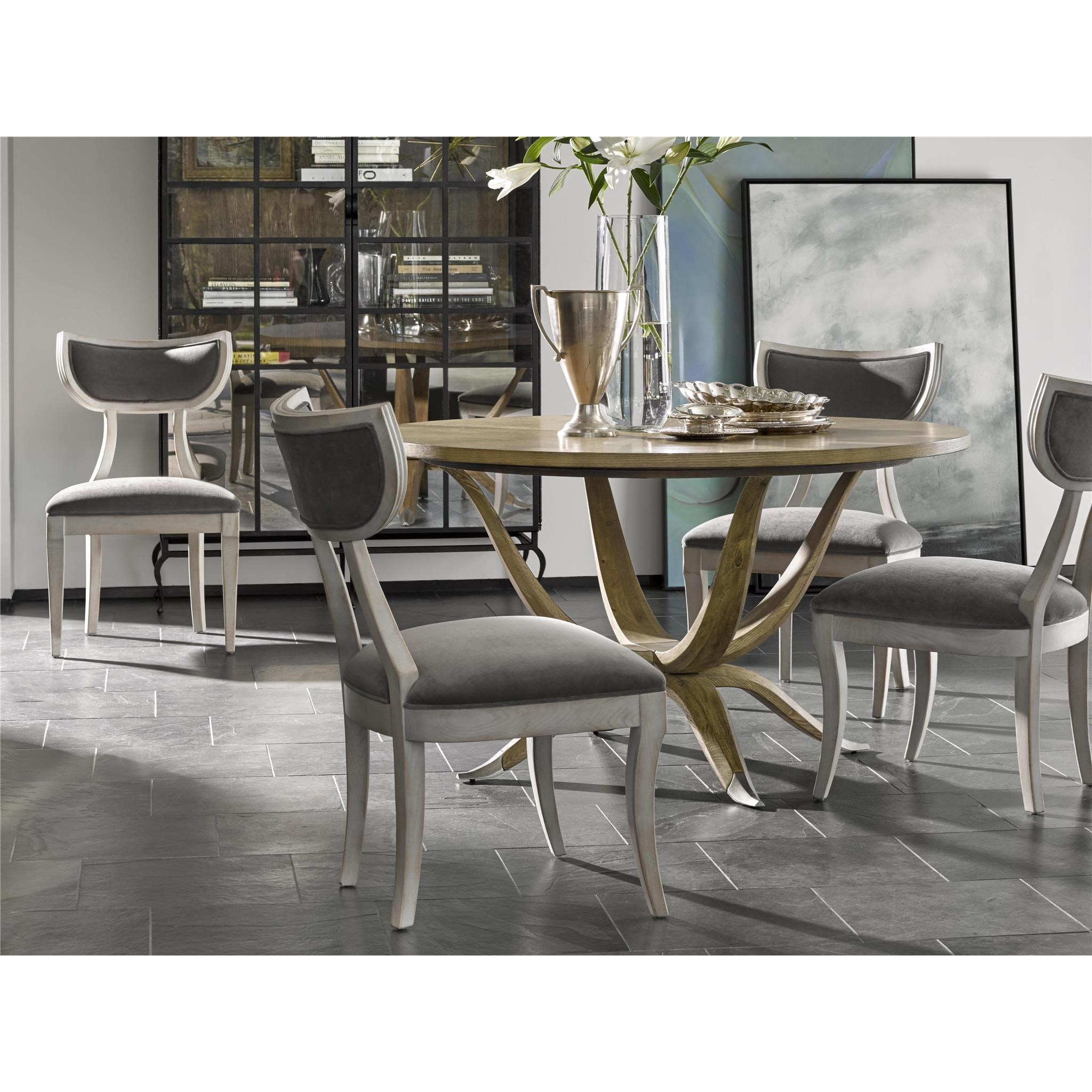 Fine Dining Room Furniture: Fine Furniture Design Brentwood Mila Dining Table And Mina