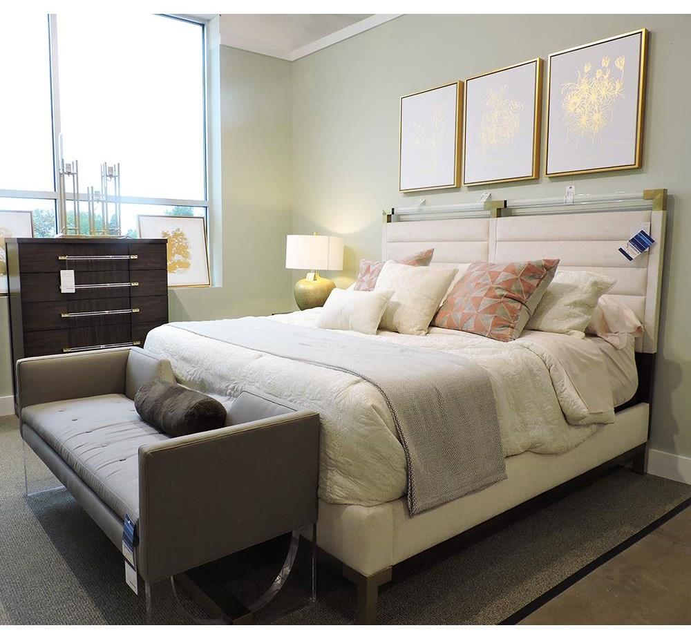 4 Piece Modern Bedroom Group