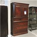 Belfort Signature Clearance Four Drawer Chest w/ Storage - Item Number: BS9190200