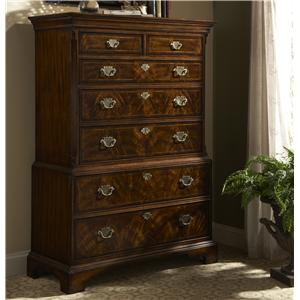 Fine Furniture Design Hyde Park Chest on Chest