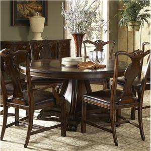 Belfort Signature Vienna Round Dining Table