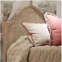 Fine Furniture Design Palm Island Guesthouse Woven Queen Headboard - Item Number: 1220-451