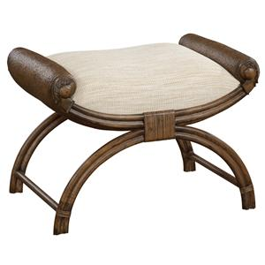 Fine Furniture Design Palm Island Accent Bench