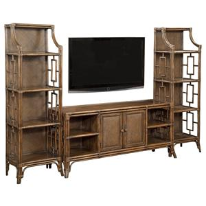 Fine Furniture Design Palm Island Wall Unit