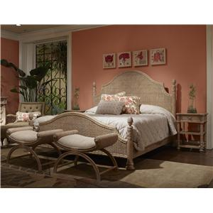Michael Harrison Collection Palm Island Bedroom Group 1