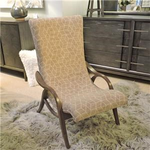 Miles Danish Sling Chair