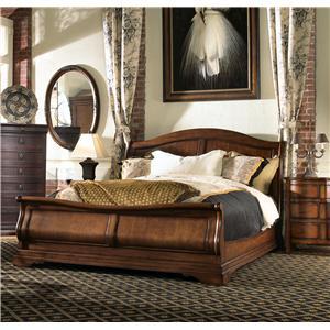 Fine Furniture Design RayLen Vineyards Queen Sleigh Bed