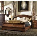 Fine Furniture Design RayLen Vineyards Queen Sleigh Bed - Item Number: 320-351+352+353