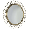 Fine Furniture Design Runaway Bauble Mirror - Item Number: 1780-150