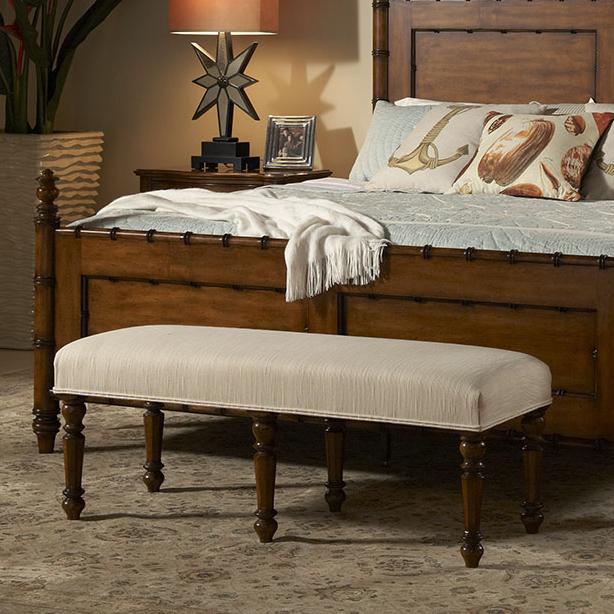 Fine Furniture Design Summer Home Classic Bed Bench | Story ...