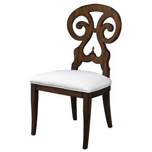 Fine Furniture Design Summer Home Side Chair