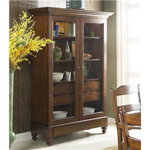 Fine Furniture Design Summer Home Display Cabinet