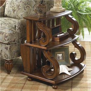 Fine Furniture Design Summer Home Magazine Storage Table