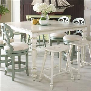 Fine Furniture Design Summer Home High-Low Dining Table