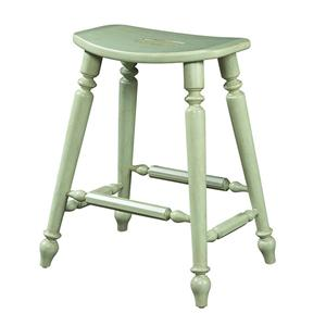 Michael Harrison Collection Summer Home Saddle Counter Stool