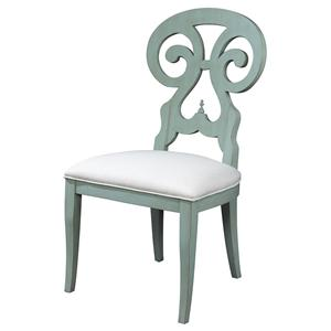 Michael Harrison Collection Summer Home Side Chair