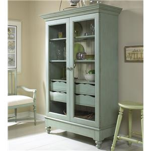 Michael Harrison Collection Summer Home Display Cabinet