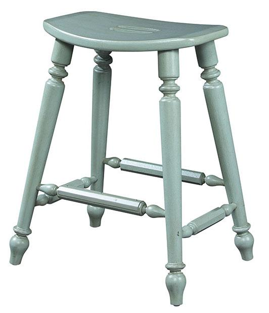Saddle Counter Stool
