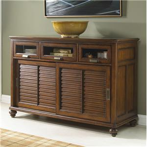 Michael Harrison Collection Summer Home Entertainment Console