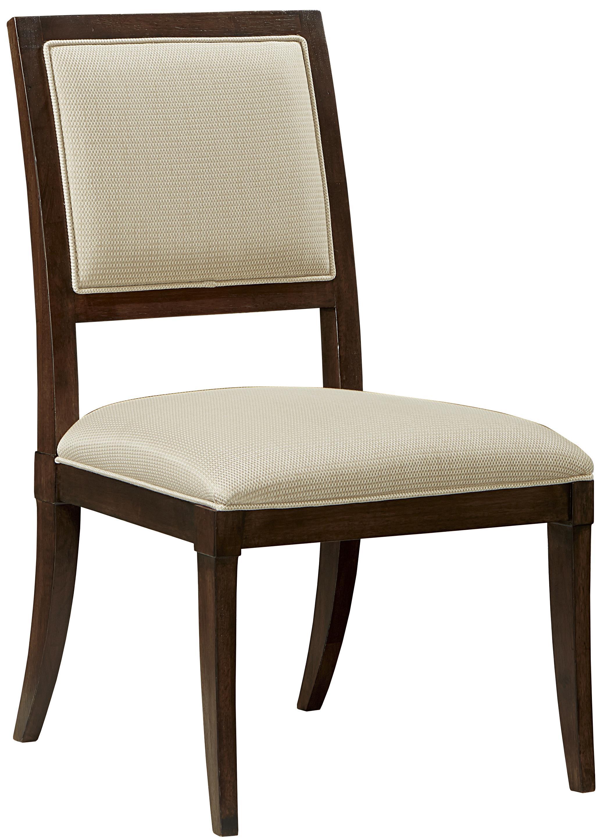 Fine Furniture Design Textures 1560-822 Ellis Side Chair