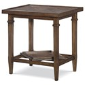 Fine Furniture Design Veranda Whitlow Lamp Table - Item Number: 1790-964