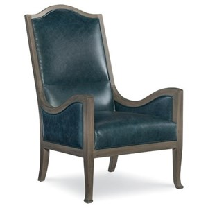 Weiss Leather Chair