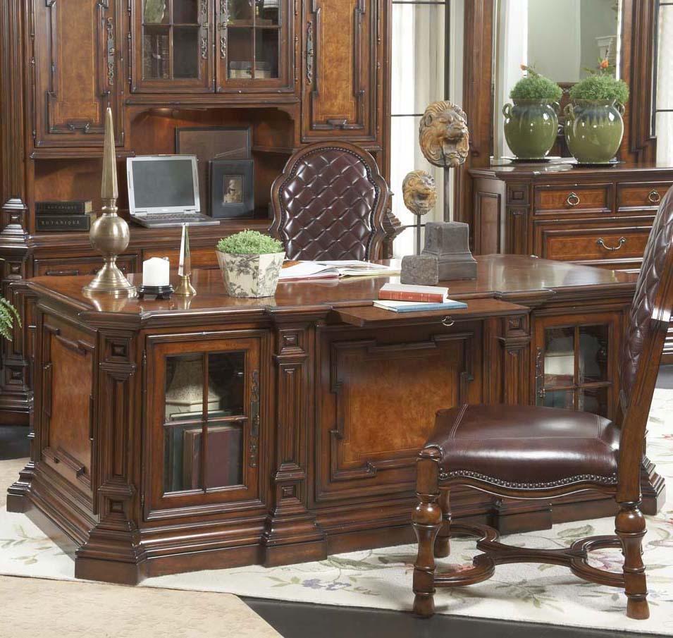 Belfort Signature Viniterra Executive Desk - Item Number: 810-926
