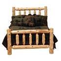 Fireside Lodge Cedar King Headboard - Item Number: 8223846