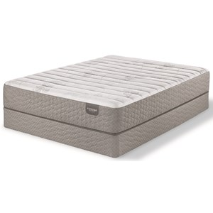 Twin Plush Gel Memory Foam Mattress Set