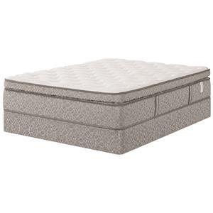 """Five Star Mattress Pro Comfort Austenwood Twin 14"""" Super Pillow Top Mattress Set"""