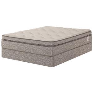 """Five Star Mattress Pro Comfort Brookridge Twin 13"""" Super Pillow Top Mattress Set"""