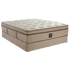 Five Star Mattress True Luxury Butterscotch Queen Ultra Cushion Top Mattress Set