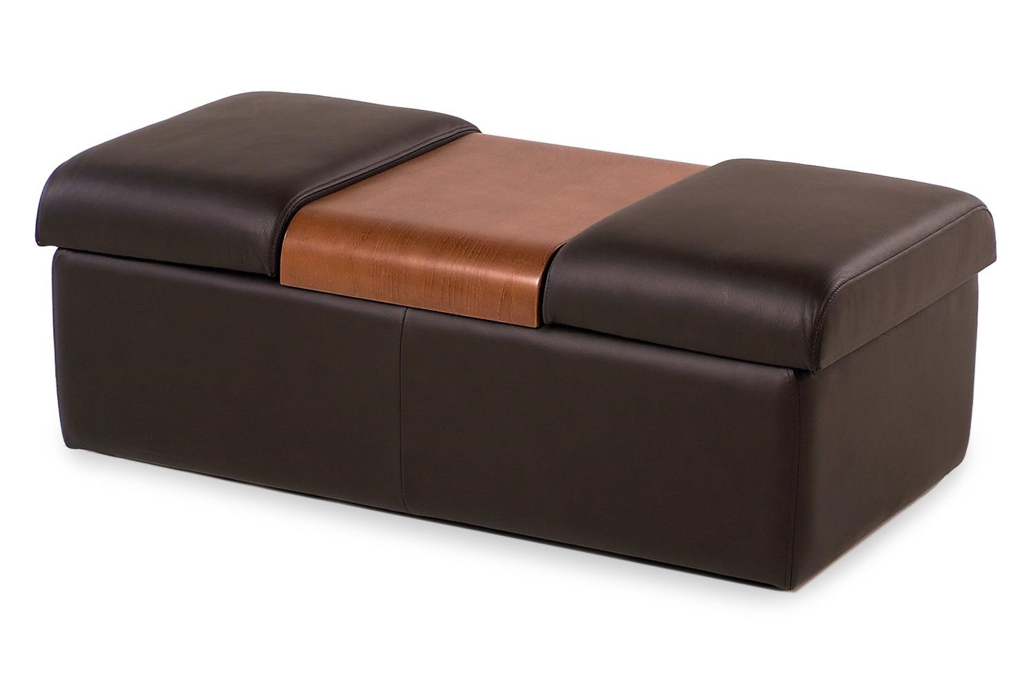 Fjords by Hjellegjerde Amsterdam Contemporary Storage Ottoman - Item Number: OTTO-NL120