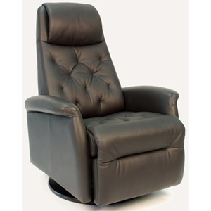 Small Power Recliner