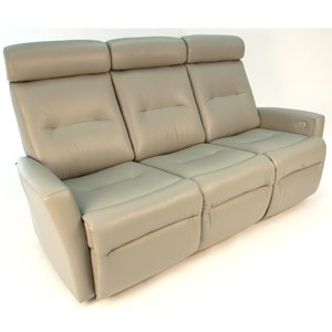 Motorized Wall Saver Sofa