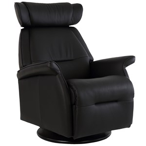 Fjords by Hjellegjerde Miami Small Power Recliner