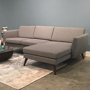 Fjords by Hjellegjerde NordicSofa Sofa with Chaise