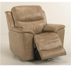 Recline Headrest Lumbar Recliner
