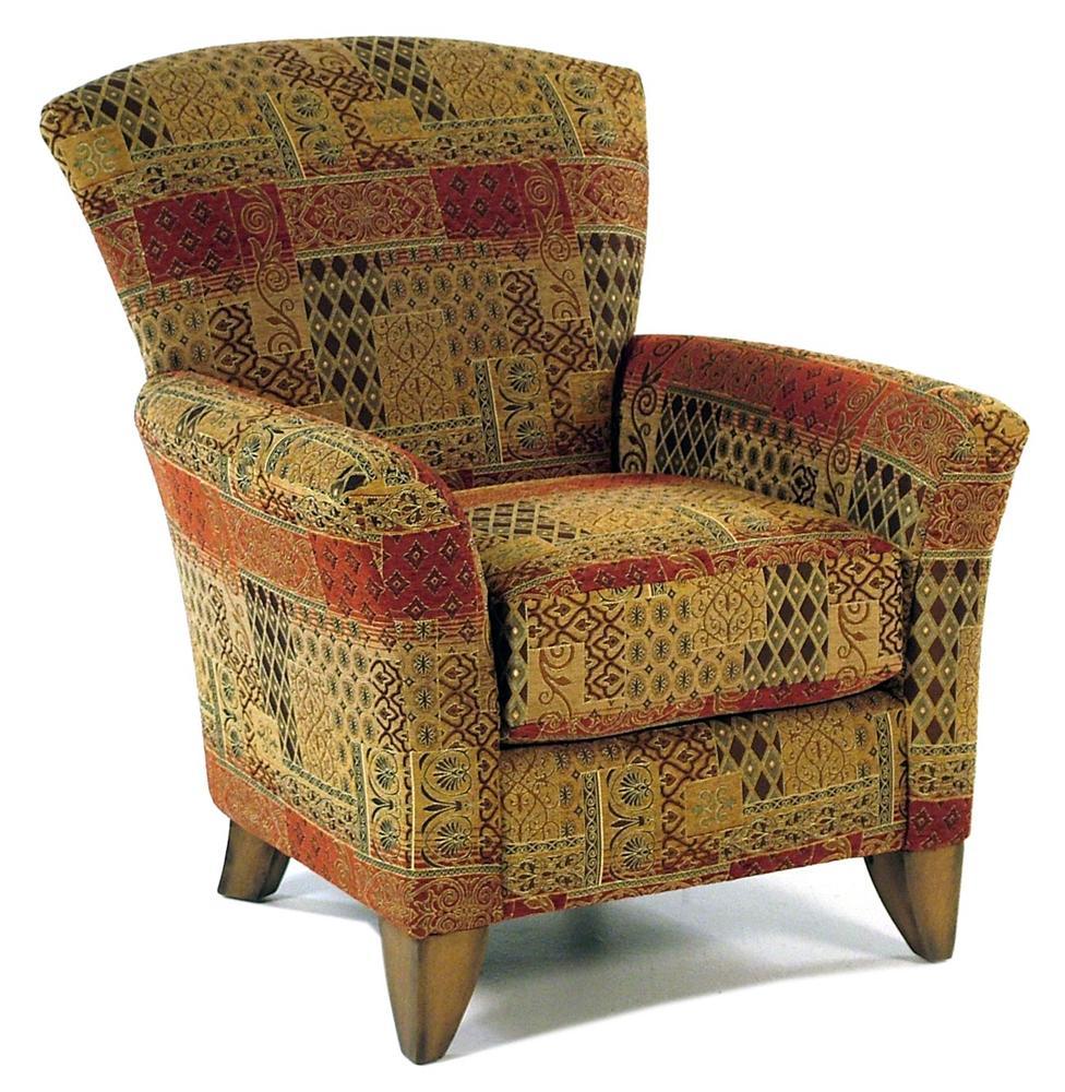 Flexsteel Accents Jupiter Upholstered Chair - Item Number: 030C-10